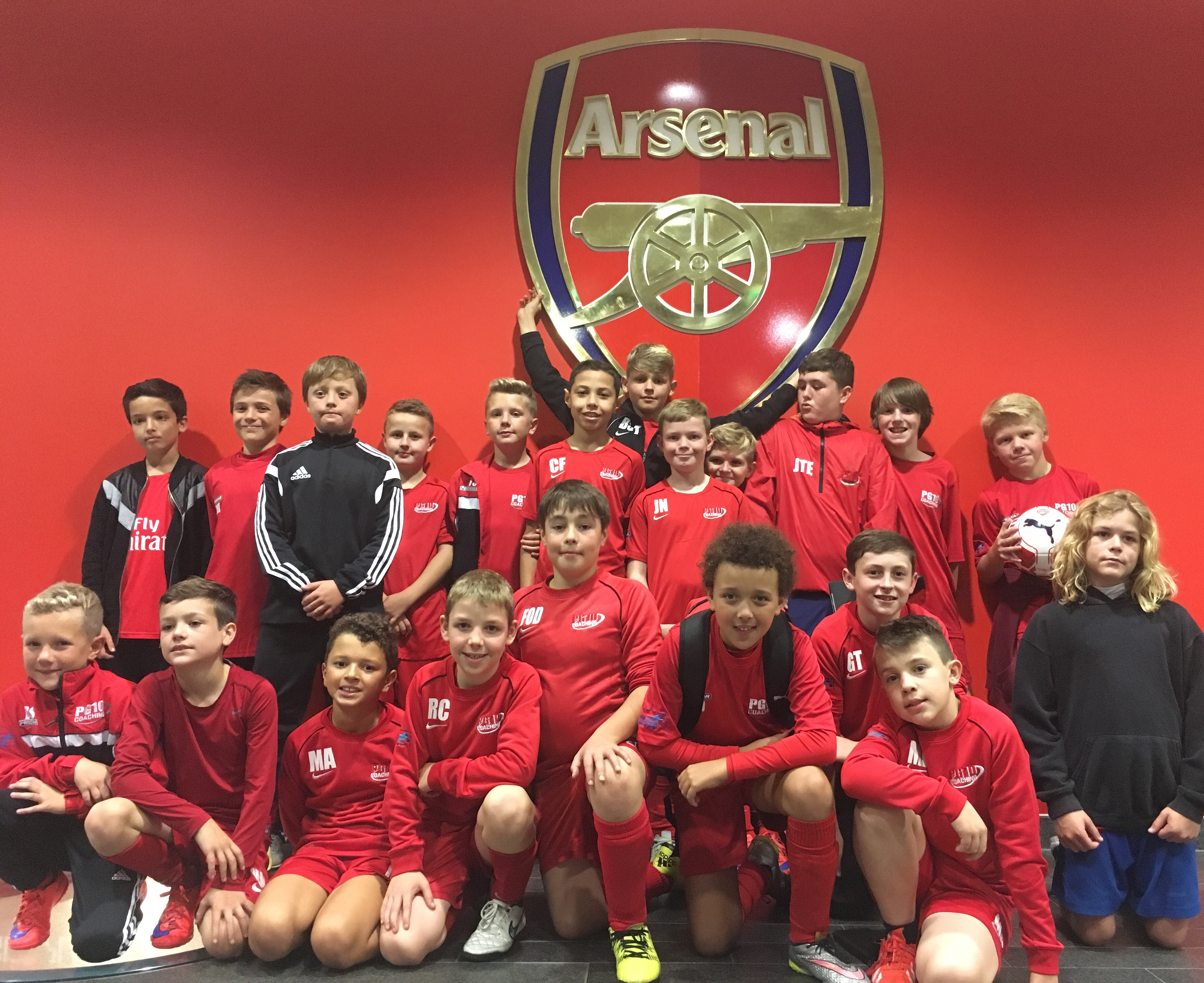 Arsenal FC Inspires