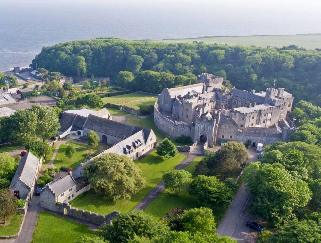 St Donat's Castle Campus MAIN IMAGE
