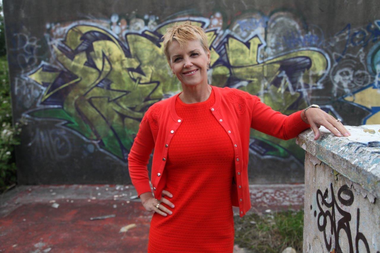 Jennifer Hobbs-Roberts Lady In Red