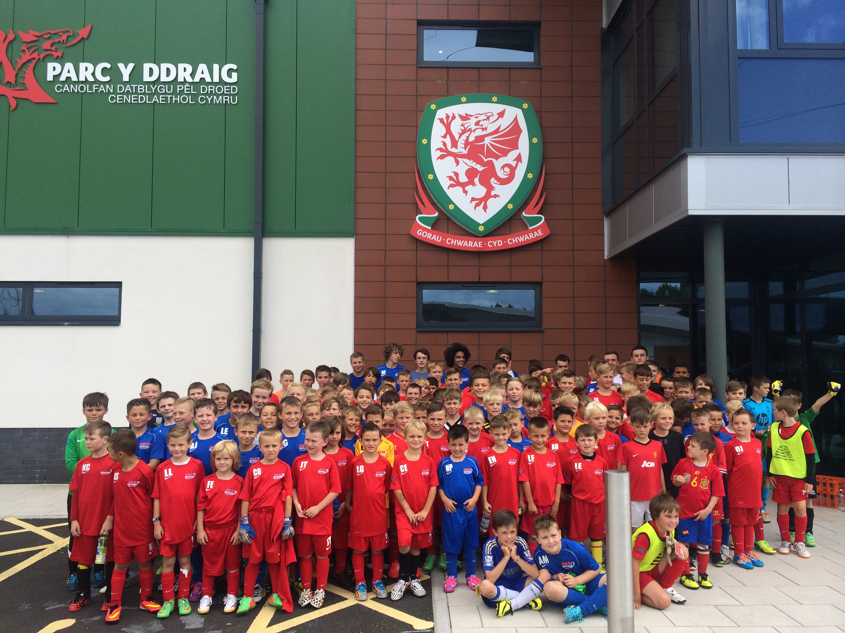 Inspiring Opportunities for Football Mad Children at Premier League Clubs and FAW