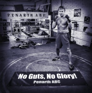 Neil Munn Penarth Boxing Club
