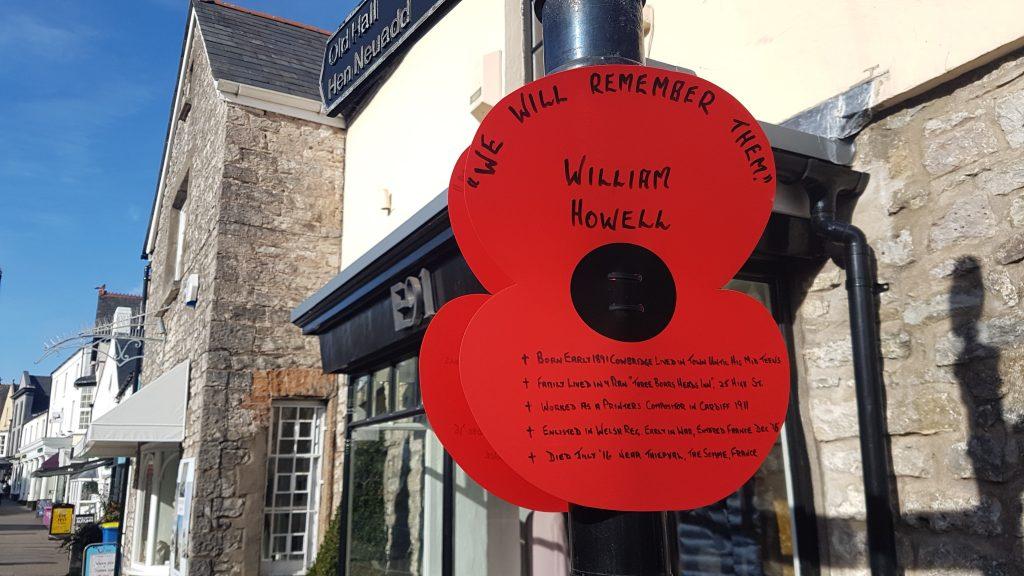 Cowbridge Remembers