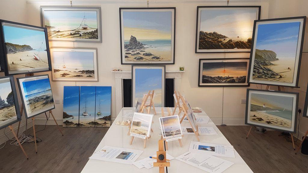 Nick John Ress Art Cowbridge