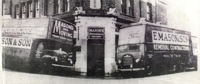 MMG head office 1959 History-of-Barry