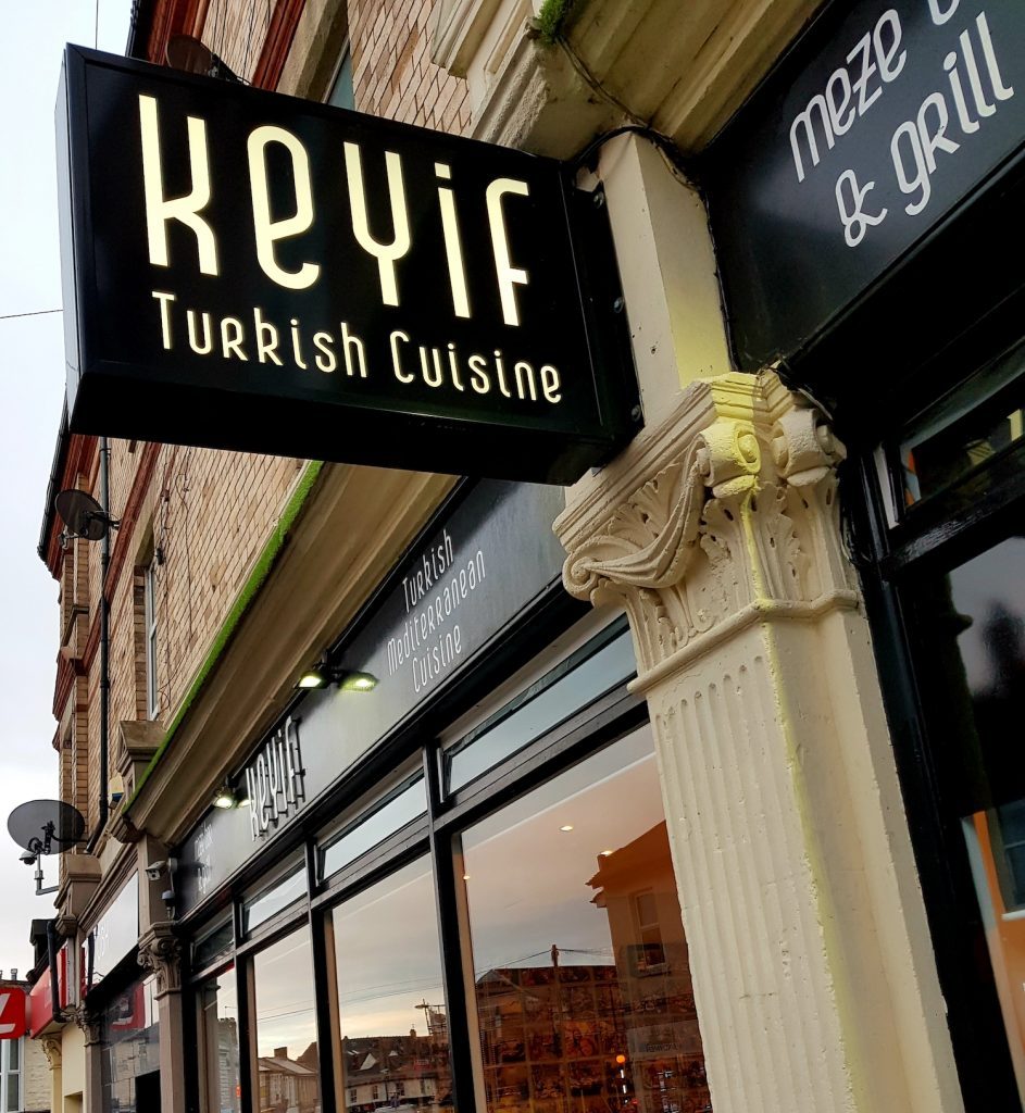Keyif Shop Front